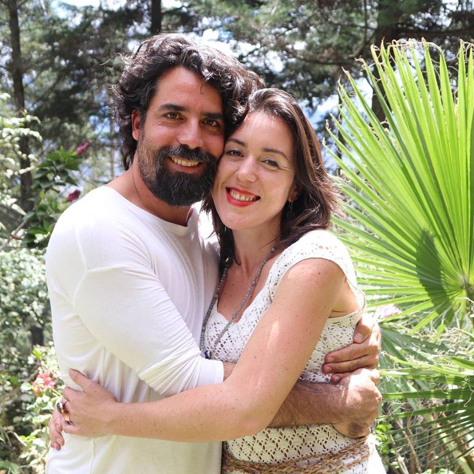 somos una unidad que ama la tierraSofia Knakal y Julian Avaria